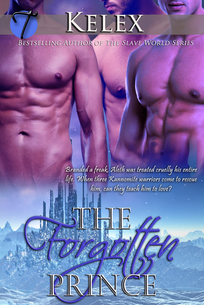 The Forgotten Prince (Shifter Rebellion, 3) by Kelex