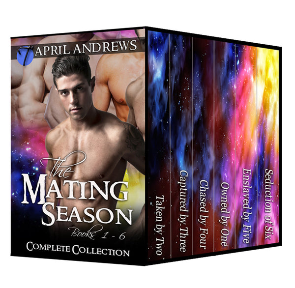 The Mating Season Complete Collection by April Andrews