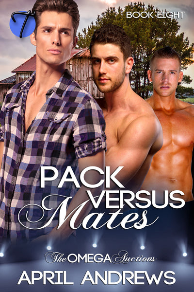 Pack Versus Mates (The Omega Auctions, 8) by April Andrews