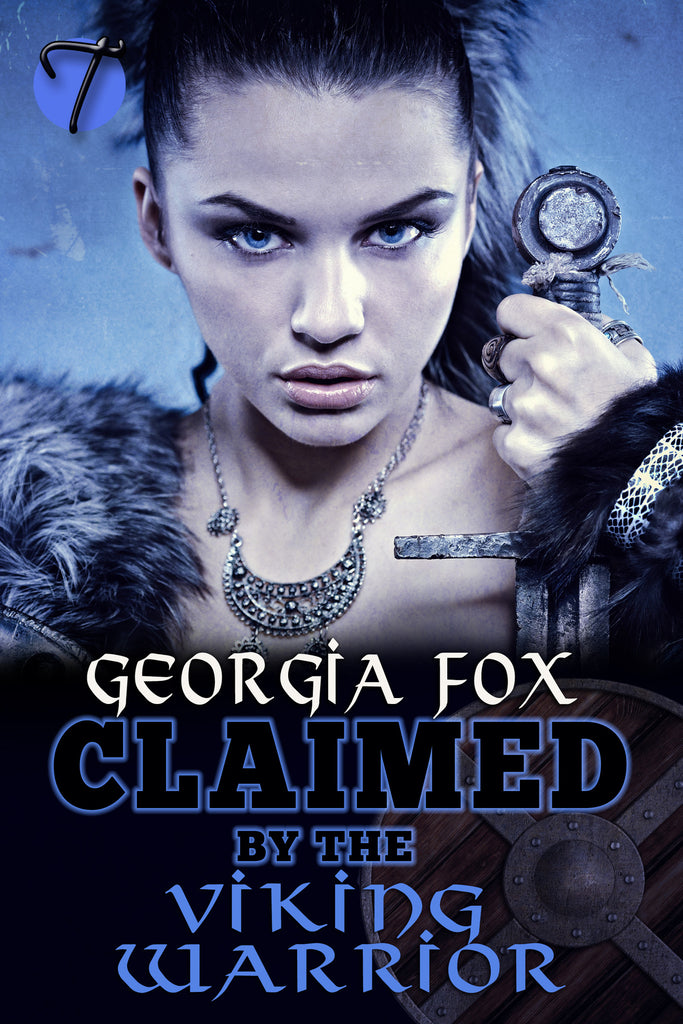 Claimed by the Viking Warrior (Gods and Giants, 2) by Georgia Fox