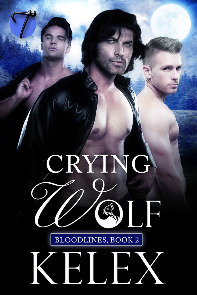 Crying Wolf (Bloodlines, 2) by Kelex