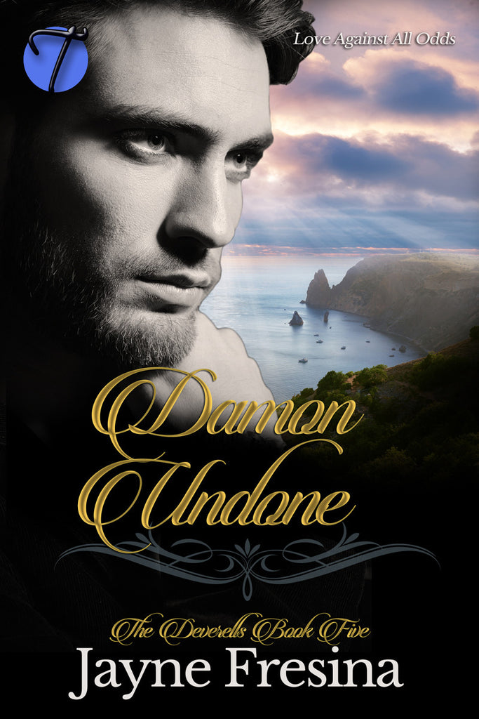 Damon Undone (The Deverells, 5) by Jayne Fresina