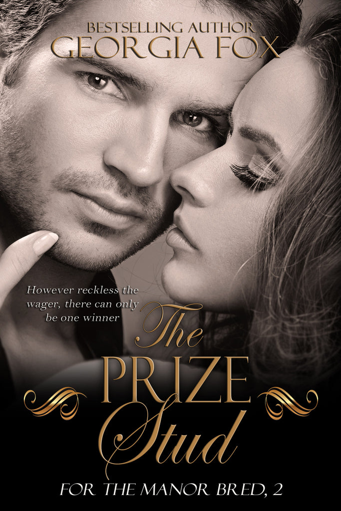 The Prize Stud (For the Manor Bred, 2) by Georgia Fox