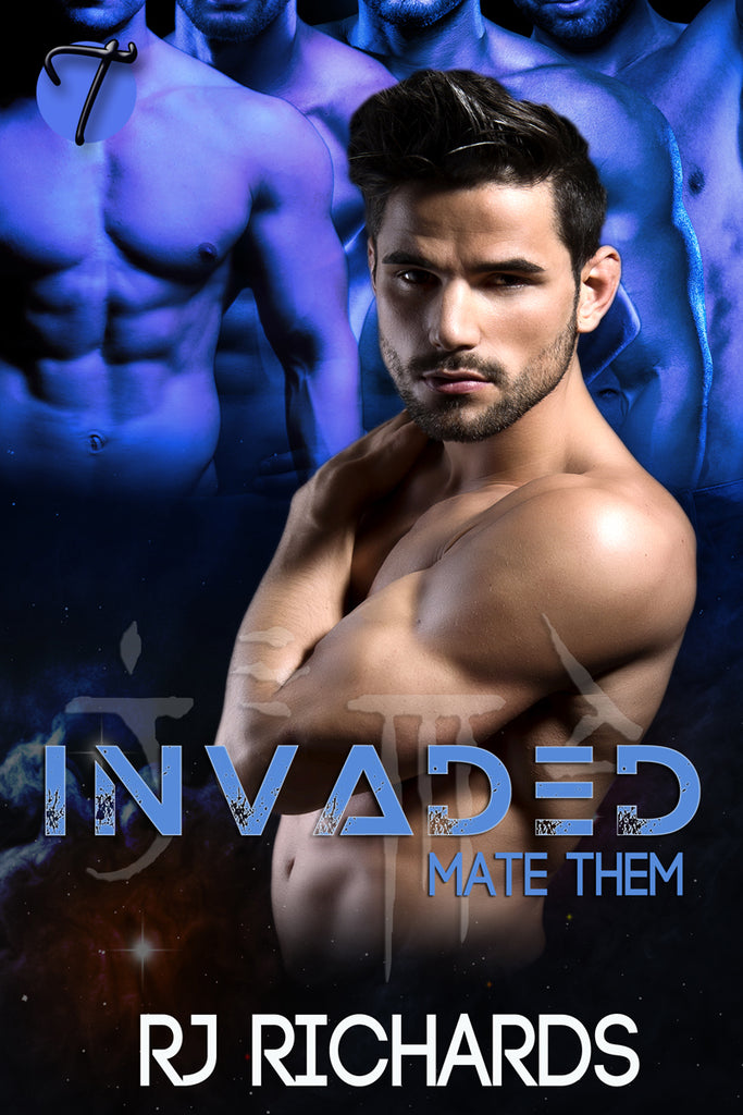 Invaded (Mate Them, 1) by RJ Richards
