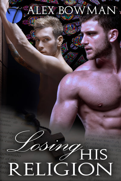 Losing His Religion (Soul Collectors, 1) by Alex Bowman