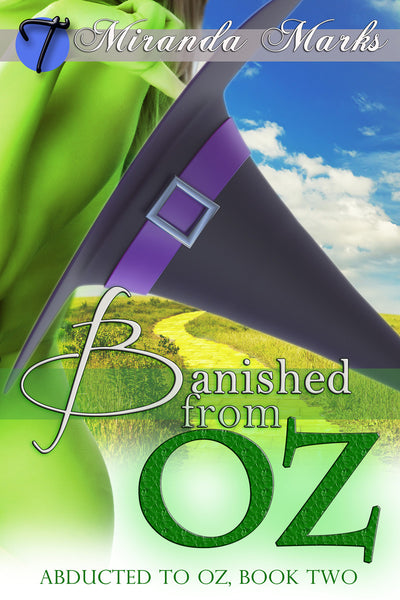 Banished from Oz by Miranda Marks