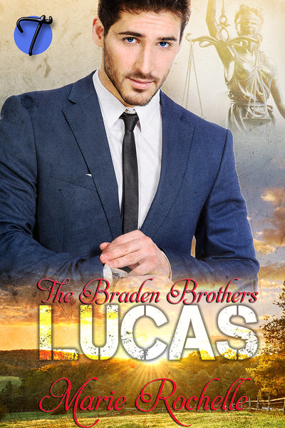 Lucas (Braden Brothers, 2) by Marie Rochelle