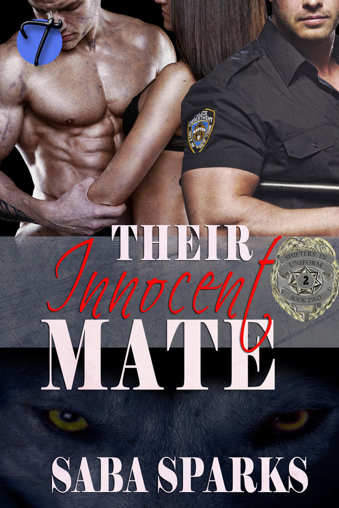 Their Innocent Mate (Shifters in Uniform, 2) by Saba Sparks