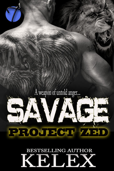 Savage (Project Zed, 2) by Kelex
