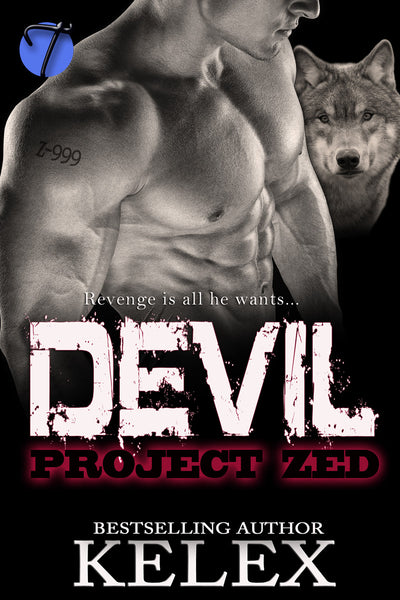 Devil: A Bear Mountain Story (Project Zed, 3) by Kelex