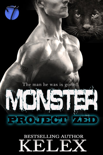 Monster (Project Zed, 4) by Kelex