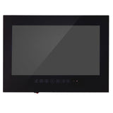 "Soulaca 42"" Android 9.0 Bathroom LED TV Black Luxury Big Screen"