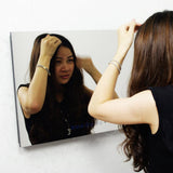 "Soulaca 27"" Framless Smart Android TV Mirror Waterproof Bathroom Full HD LED TV M270FA"