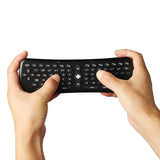 Soulaca Android TV Remote Controller RF 2.4G Wireless Air Mouse Keyboard TVAS24