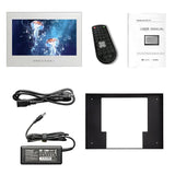 "Soulaca 19"" Android Smart Magic Mirror IP66 Waterproof TV Frameless LED TV M190FA"
