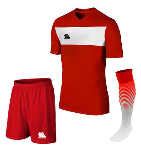 ENTRA Team Uniform Red