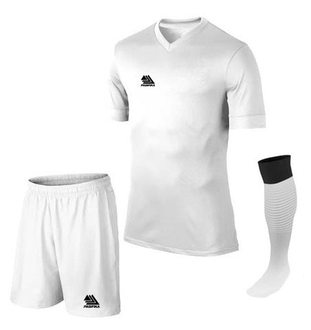 ENTRA Team Uniform White Children Size