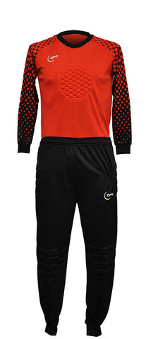 Goalkeeper Jerseys Senior Set (Black Dots Design) - www.ofcshop.com