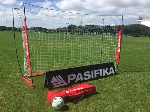 Portable Football Goal 2m x 3m FFA Approved