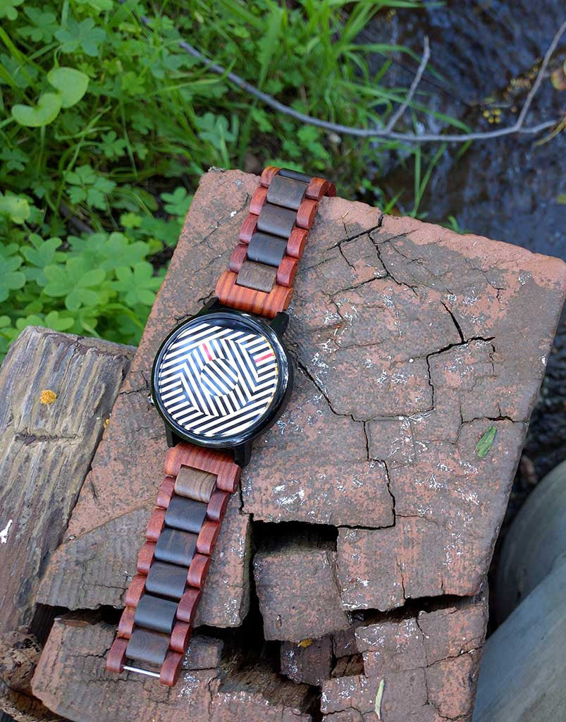 22mm - Indonesian Sandalwood (Android Wear/Pebble)