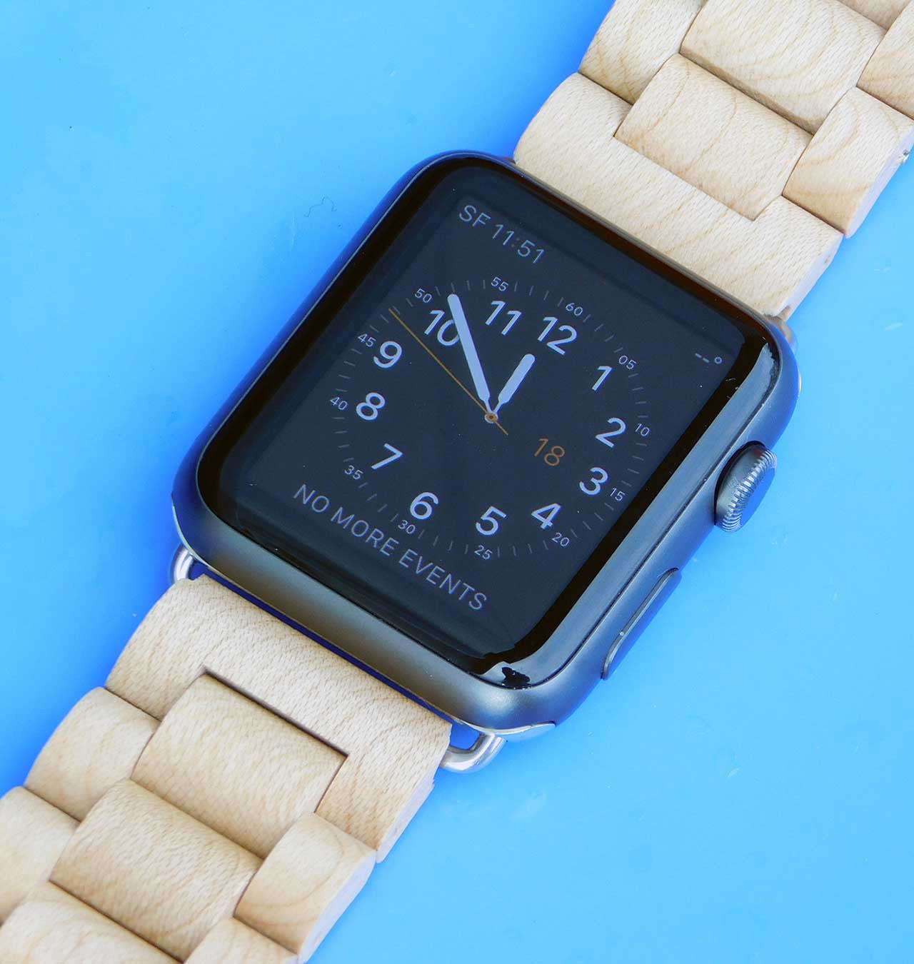 Apple Watch - Canadian Maple