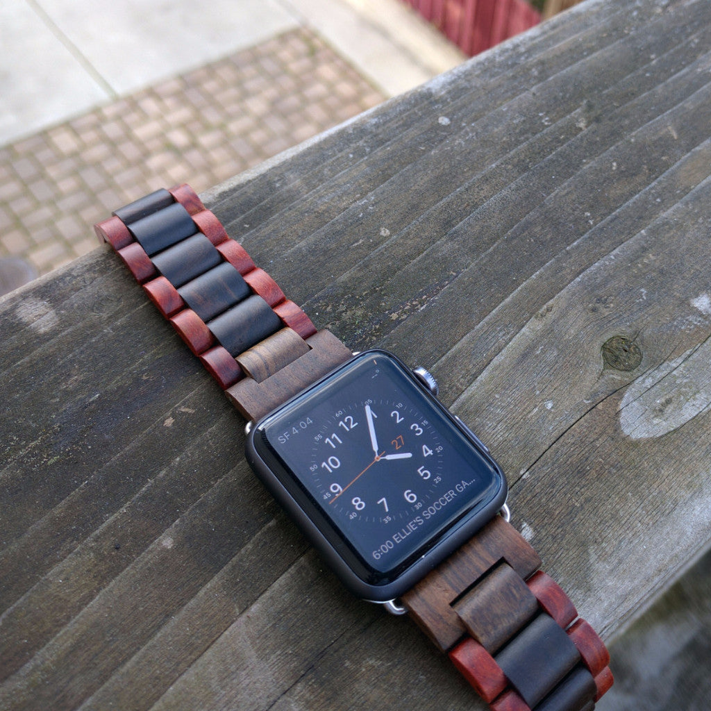 Apple Watch - Indonesian Sandalwood (Two Tone)