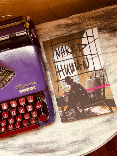 Framed card stock spontaneous kindness
