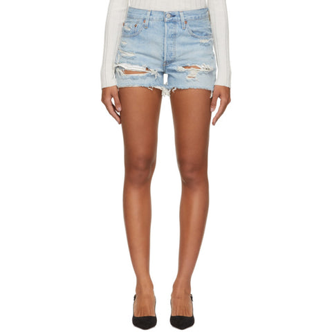 501 High Rise Original Short