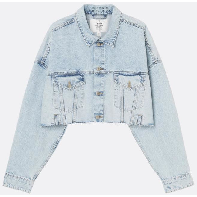 The Edge Denim Jacket