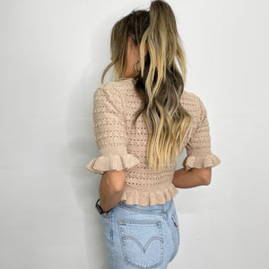 Other Side Knit Top