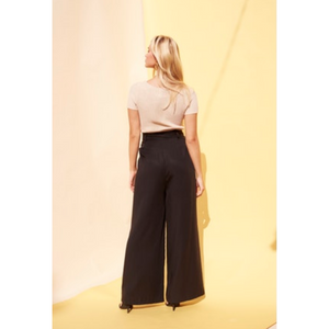 Tencel Wide Leg Pants