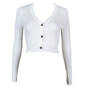 Jocelyn Cropped Cardigan