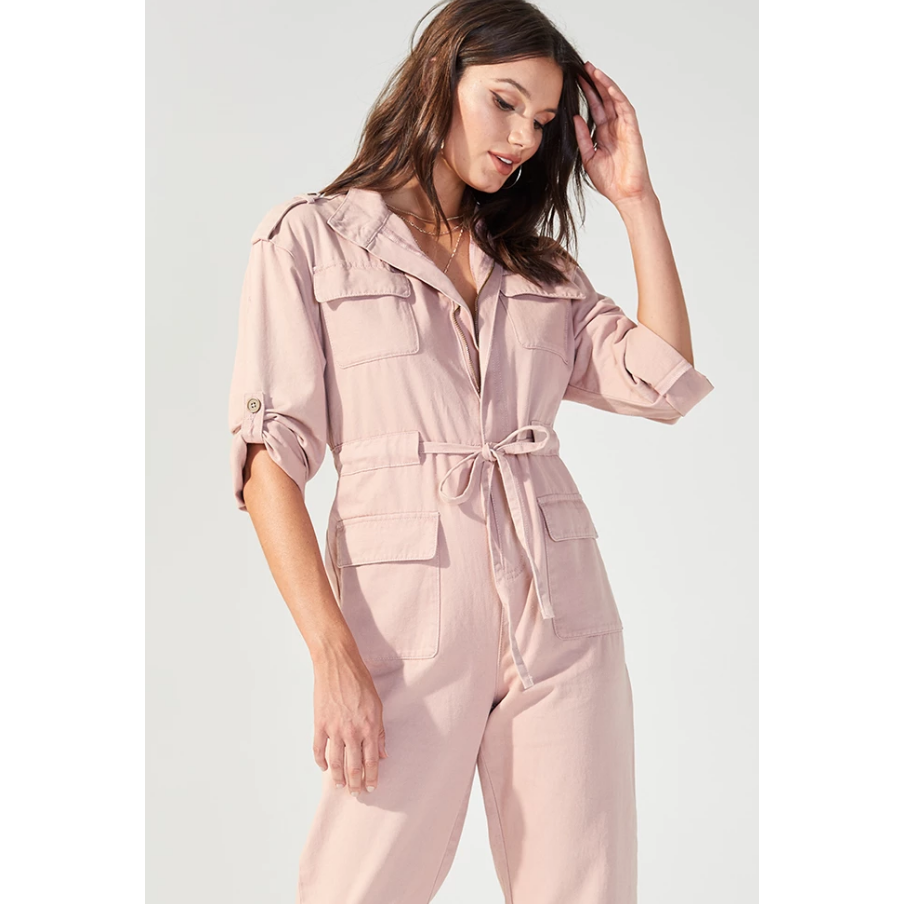 Work It Jumpsuit