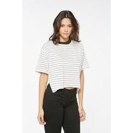 Freddy Ringer Striped Tee