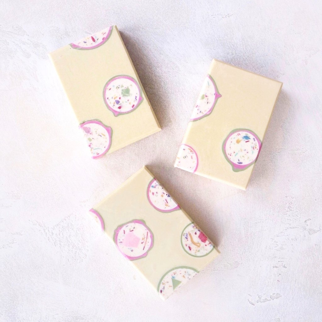 Japanese Pear Soap - CleanseByHepzabeth