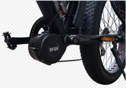 Bafang Mid Drive Kit (750W) - For Fat Bike