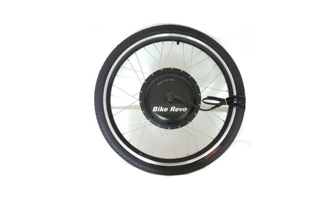 36V- 500W Motor Only (with 26 inch rim)
