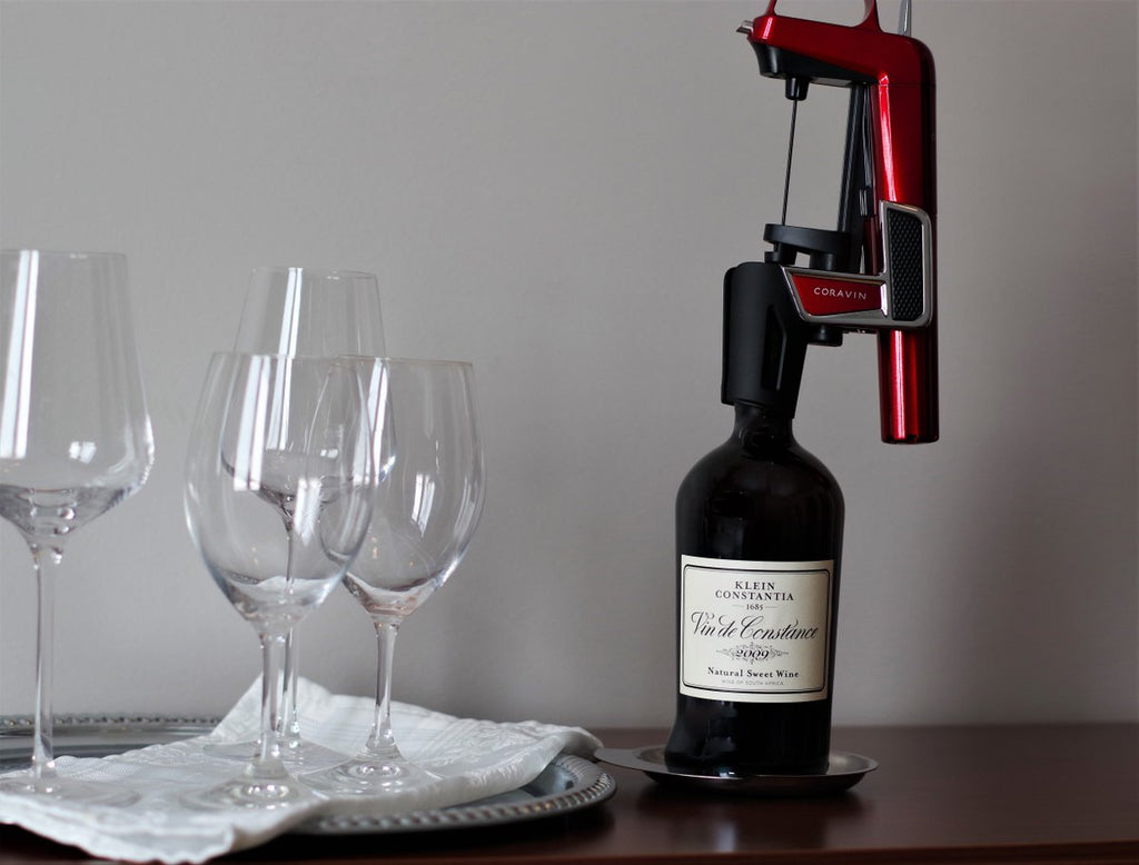 For the love of wine with Coravin