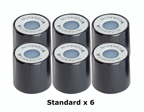 Screw Caps 6 Pack - Standard
