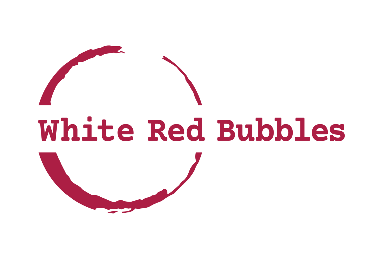 White Red Bubbles