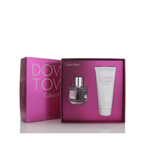 Calvin Klein Downtown Women's Gift Set 50ml EDP