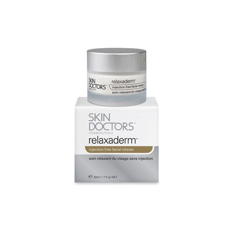 Skin Doctors Relaxaderm Botox Face Cream 50ml