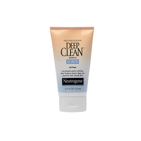 Neutrogena Deep Clean Gentle Scrub 125ml