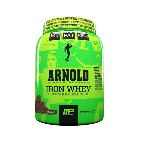 Arnold Iron Whey Choc 680g - Ureeka Pharmacy