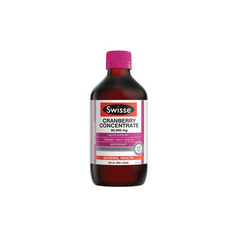 Swisse Ultiboost Cranberry Concentrate 90000mg 300ml