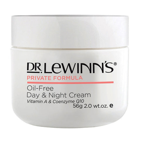 Dr Lewinns Oil Free Day&Night Cream 56g