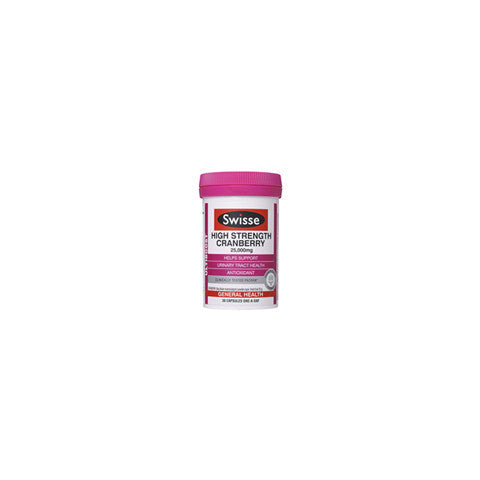 Swisse Ultiboost High Strength Cranberry 25,000mg 30 Caps
