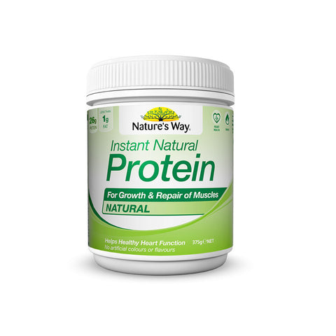 Nature's Way Instant Nat Protein 375g