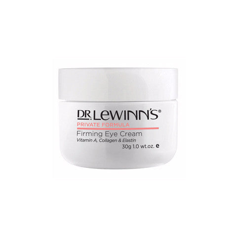 Dr Lewinns Firming Eye Cream 30g