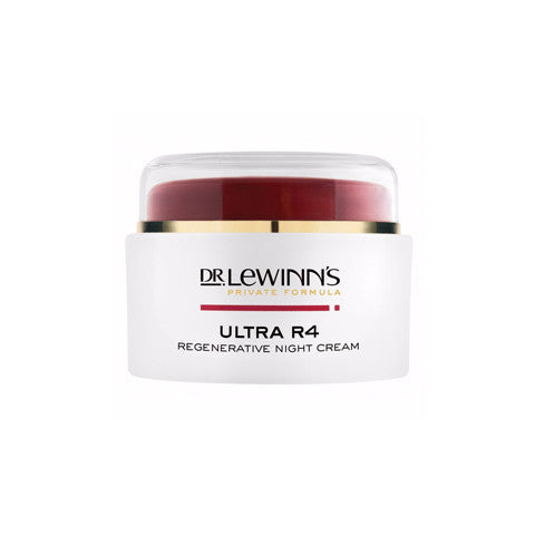 Dr Lewinns Ultra R4 Regen Night Cream 50g